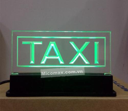hộp chụp đồng hồ taxi